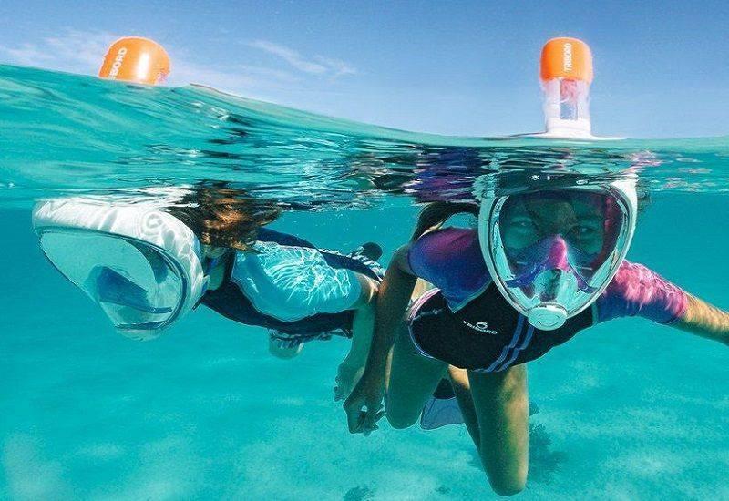 snorkel full face