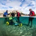 Sea Trek adaptado para personas con movilidad reducida