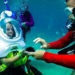 Sea Trek for handicaped