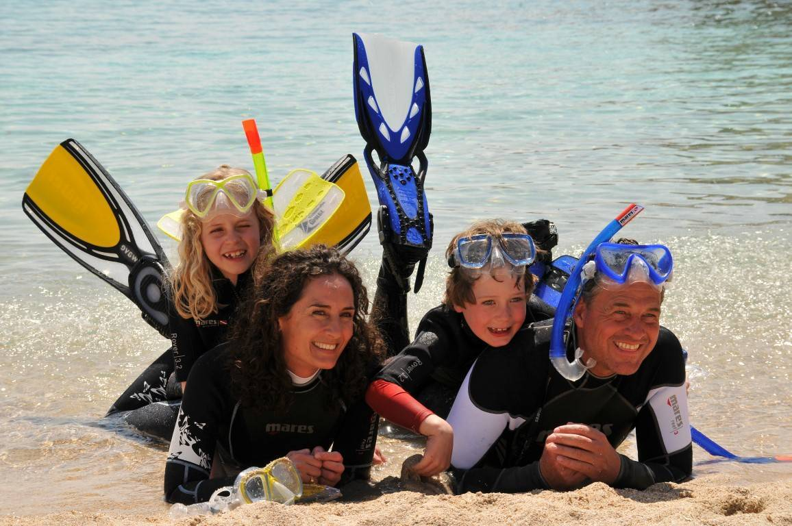 Snorkel guided tour