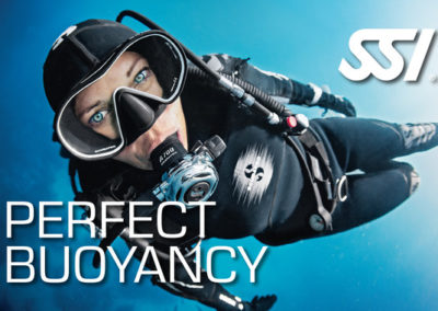 Perfect buoyancy